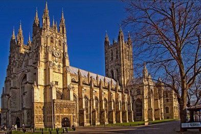 Image of Canterbury Cathedral